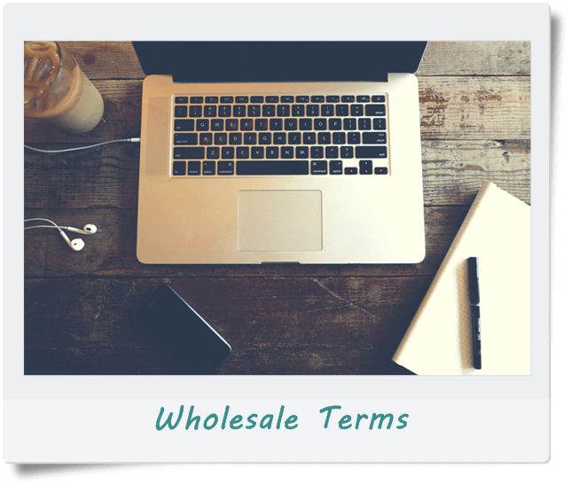 Setting Wholesale Terms - How to create a commercial invoice online bead stores